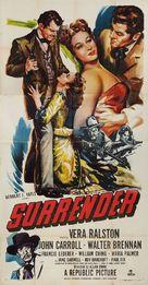 Surrender - Movie Poster (xs thumbnail)