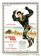 La tulipe noire - French Movie Poster (xs thumbnail)