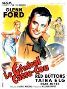 Imitation General - French Movie Poster (xs thumbnail)