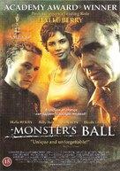 Monster's Ball - Danish Movie Cover (xs thumbnail)