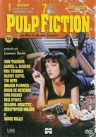 Pulp Fiction - Portuguese DVD cover (xs thumbnail)