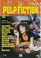 Pulp Fiction - Portuguese DVD movie cover (xs thumbnail)