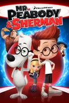 Mr. Peabody & Sherman - DVD cover (xs thumbnail)