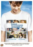 (500) Days of Summer - French Movie Poster (xs thumbnail)