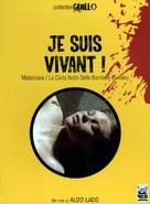 La corta notte delle bambole di vetro - French DVD cover (xs thumbnail)