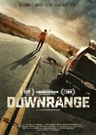 Downrange - French Movie Poster (xs thumbnail)