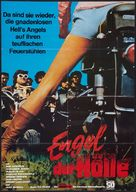 The Born Losers - German Movie Poster (xs thumbnail)