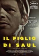 Saul fia - Italian Movie Poster (xs thumbnail)