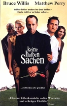 The Whole Nine Yards - German Movie Cover (xs thumbnail)