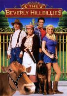 The Beverly Hillbillies - DVD cover (xs thumbnail)