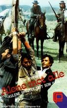 Gentleman Jo... uccidi - Norwegian VHS cover (xs thumbnail)