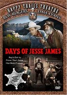 Days of Jesse James - DVD movie cover (xs thumbnail)