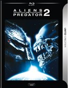 AVPR: Aliens vs Predator - Requiem - German Blu-Ray cover (xs thumbnail)