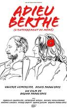 Adieu Berthe - L'enterrement de mémé - French Movie Poster (xs thumbnail)