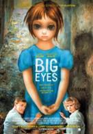 Big Eyes - Canadian Movie Poster (xs thumbnail)