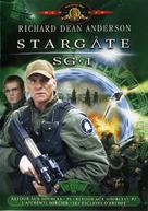 """Stargate SG-1"" - French DVD cover (xs thumbnail)"