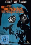 The Skull - German Movie Cover (xs thumbnail)