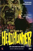Headhunter - German DVD cover (xs thumbnail)