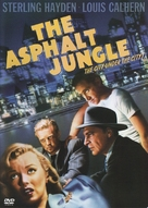 The Asphalt Jungle - DVD cover (xs thumbnail)