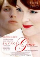 Savage Grace - Spanish Movie Poster (xs thumbnail)
