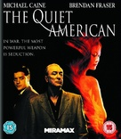 The Quiet American - British Blu-Ray movie cover (xs thumbnail)