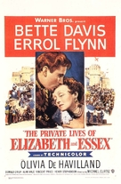 The Private Lives of Elizabeth and Essex - Movie Poster (xs thumbnail)