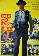 Support Your Local Sheriff! - German Movie Poster (xs thumbnail)