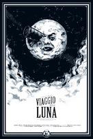 Le voyage dans la lune - Italian Movie Poster (xs thumbnail)