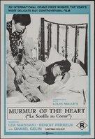 Le souffle au coeur - Australian Movie Poster (xs thumbnail)