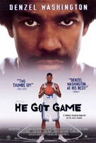 He Got Game - Movie Poster (xs thumbnail)