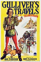 Gulliver's Travels - Australian Movie Poster (xs thumbnail)