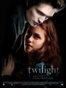 Twilight - French Movie Poster (xs thumbnail)