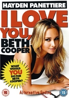 I Love You, Beth Cooper - British Movie Cover (xs thumbnail)