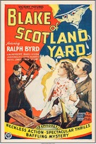 Blake of Scotland Yard - Movie Poster (xs thumbnail)