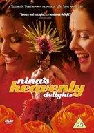 Nina's Heavenly Delights - British DVD cover (xs thumbnail)