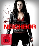 Neighbor - German Blu-Ray cover (xs thumbnail)