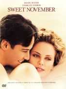 Sweet November - DVD movie cover (xs thumbnail)