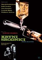 Les liens de sang - Yugoslav Theatrical poster (xs thumbnail)