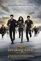 The Twilight Saga: Breaking Dawn - Part 2 - Italian Movie Poster (xs thumbnail)