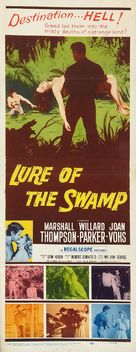 Lure of the Swamp - Movie Poster (xs thumbnail)