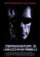 Terminator 3: Rise of the Machines - Italian Movie Poster (xs thumbnail)