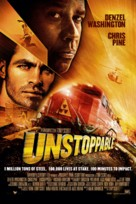 Unstoppable - Swiss Movie Poster (xs thumbnail)