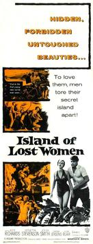 Island of Lost Women - Movie Poster (xs thumbnail)