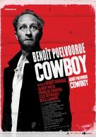 Cowboy - Romanian Movie Poster (xs thumbnail)