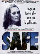 Safe - French Movie Poster (xs thumbnail)