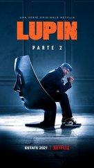 """""""Arsene Lupin"""" - Italian Movie Poster (xs thumbnail)"""
