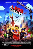 The Lego Movie - Movie Poster (xs thumbnail)