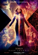 X-Men: Dark Phoenix - Icelandic Movie Poster (xs thumbnail)