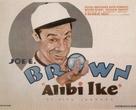 Alibi Ike - Movie Poster (xs thumbnail)