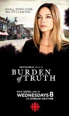 """""""Burden of Truth"""" - Canadian Movie Poster (xs thumbnail)"""